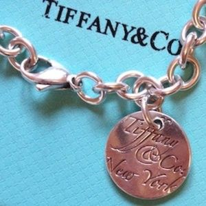 "Tiffany & Co. New York ""Notes"" Bracelet"
